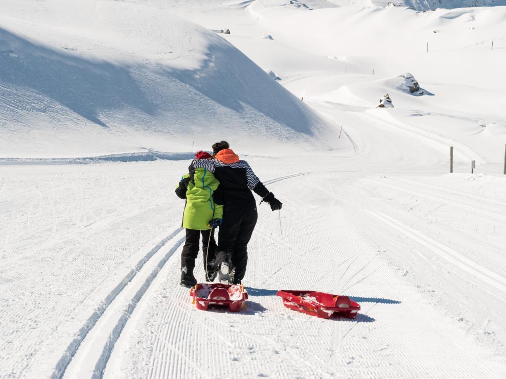Candanchú cierra la temporada con un incremento del 10% en el número de esquiadores