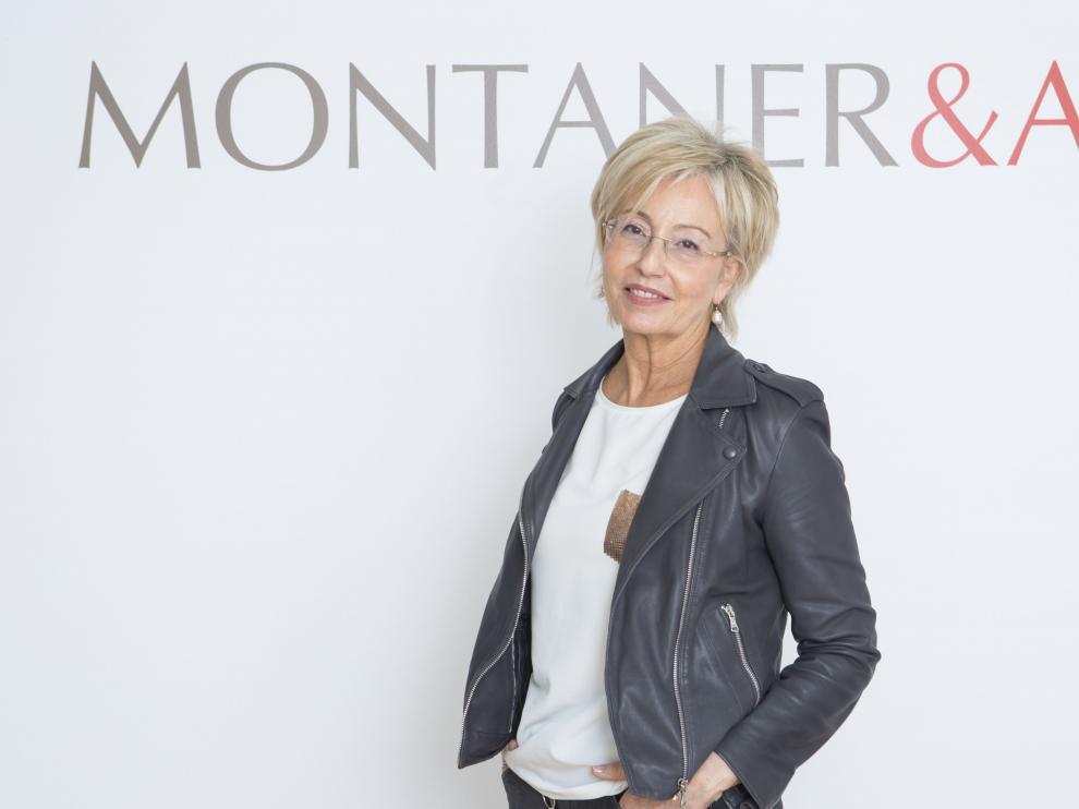 Pilar Martín, socia-directora de Montaner & Asociados Aragón.
