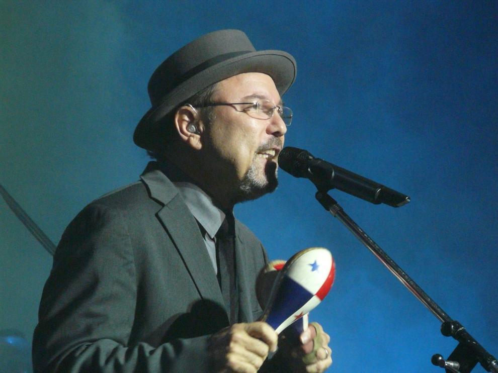 Rubén Blades será el encargado de abrir la edición número 27 del festival Pirineos Sur.