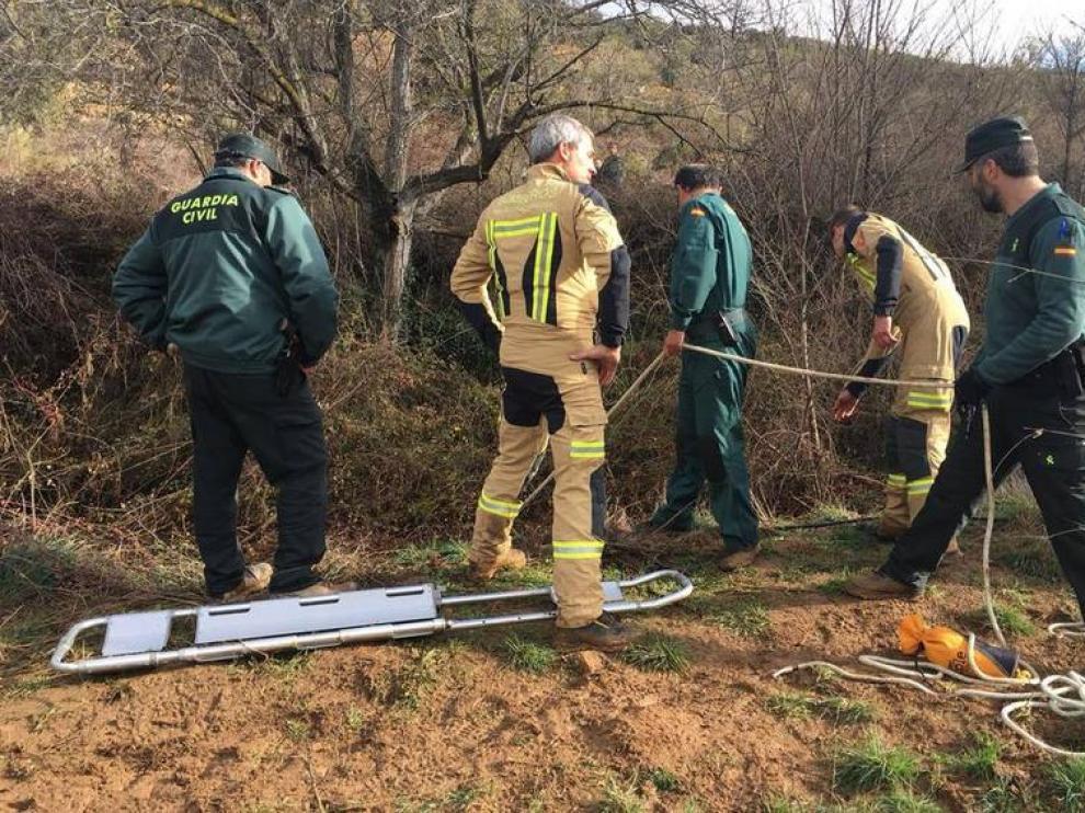 Encuentran el cadáver del pastor desaparecido en Codos