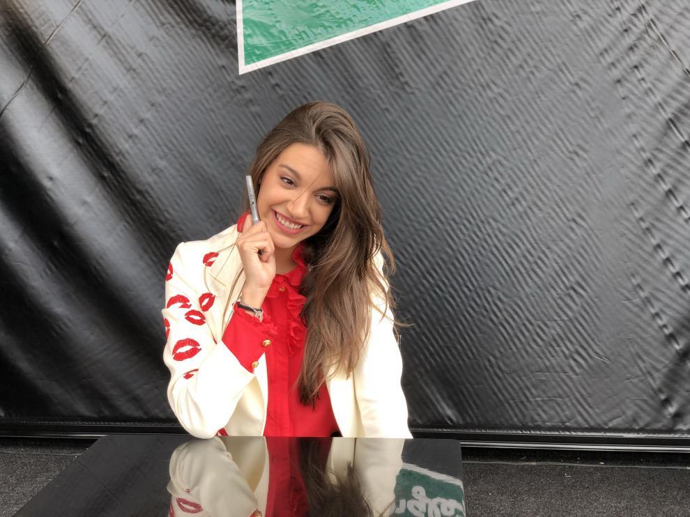 En directo, Ana Guerra vía Instagram de HERALDO