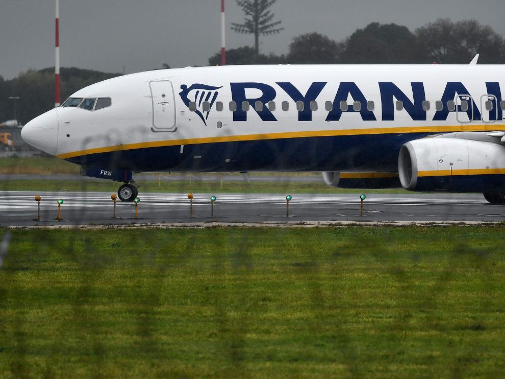 Ryanair cuenta con más de 1.700 tripulantes de cabina en España.