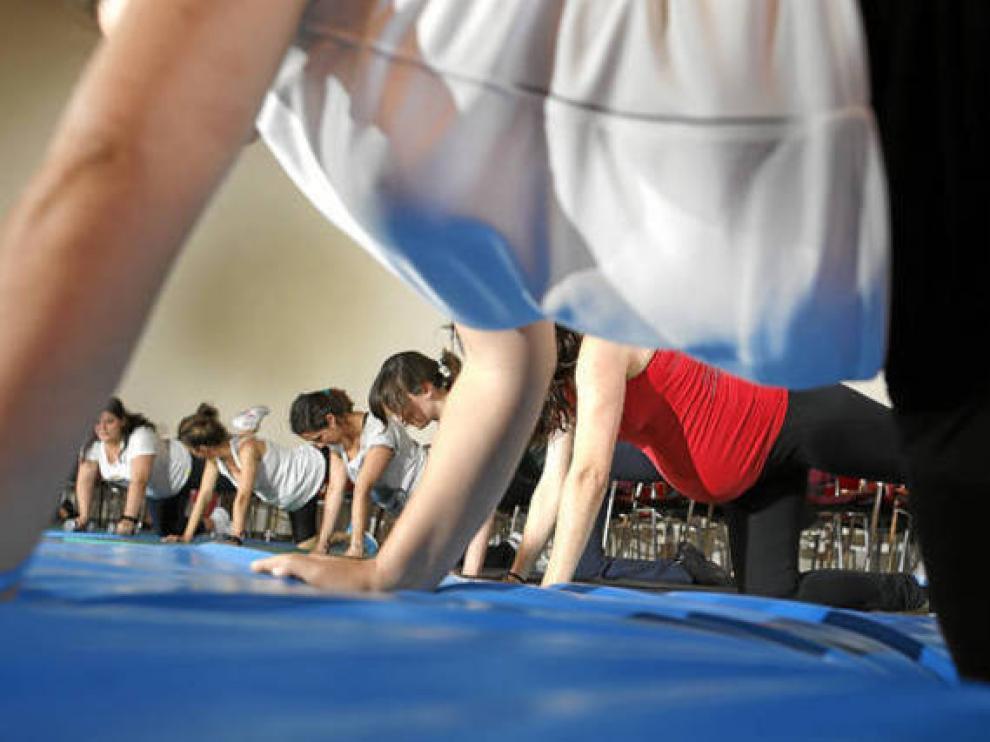 Vecinos de diez barrios rurales de Teruel tendrán actividades deportivas sin desplazarse a la ciudad.