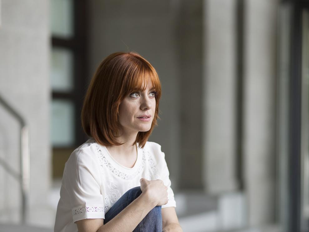 La actriz española Alexandra Jiménez será una de las protagonistas de la serie.