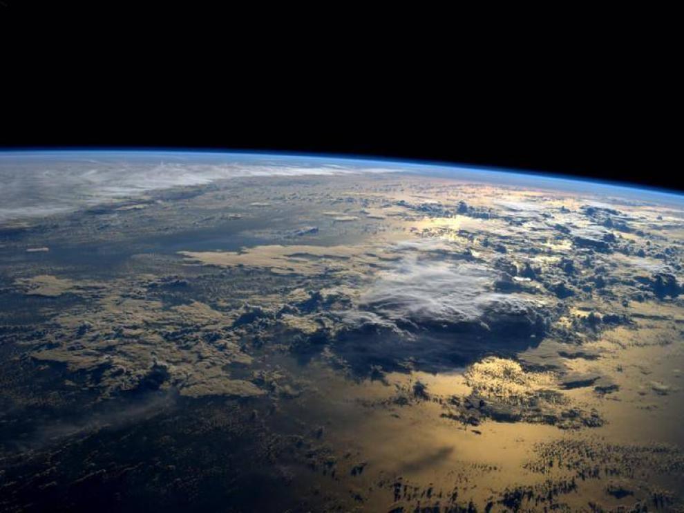 La Tierra, desde la ISS