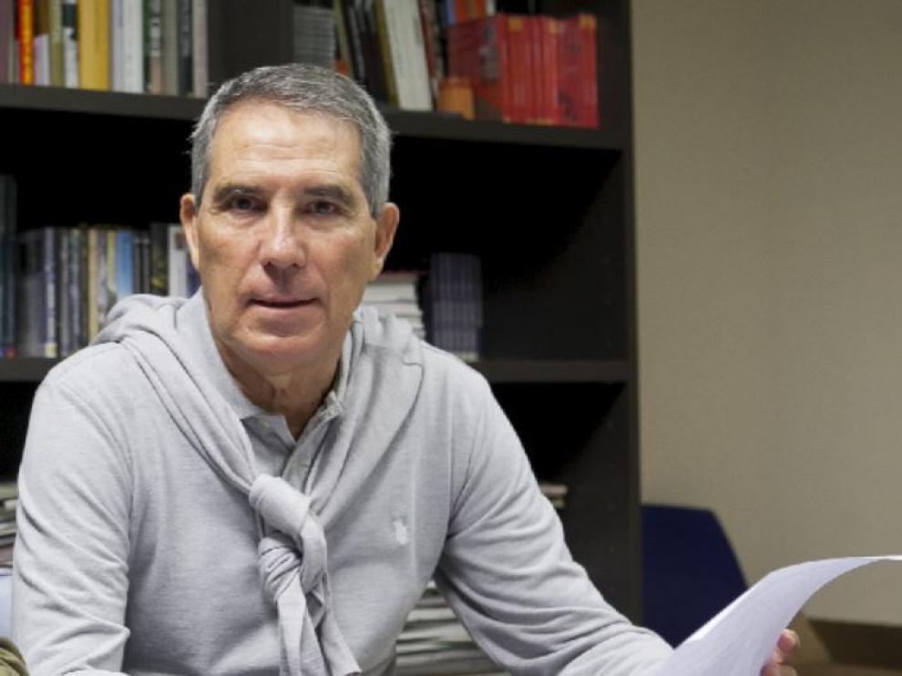 Javier Ruiz de Lazcano 'Chirri'.