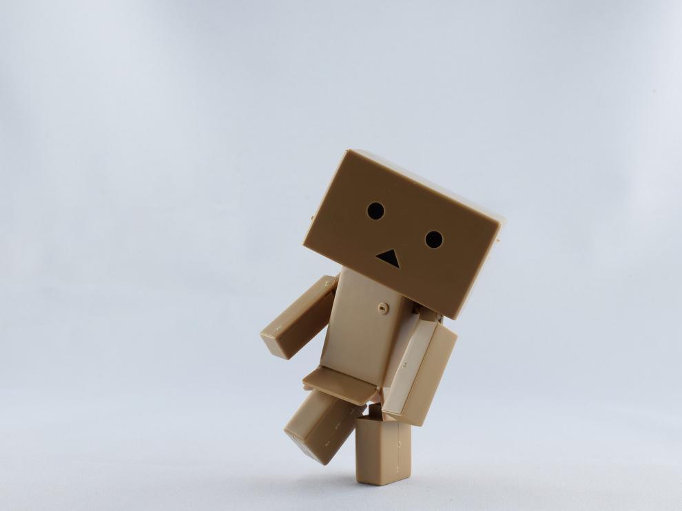 El famoso muñeco de Amazon.