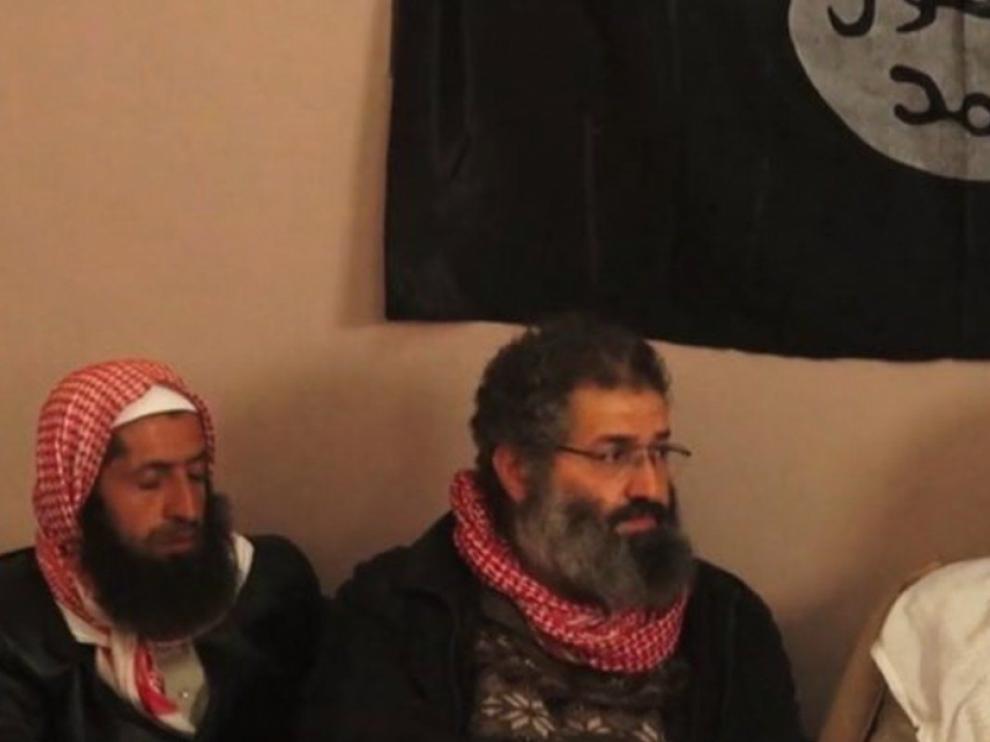 El yihadista Mohamed Haydar Zammar