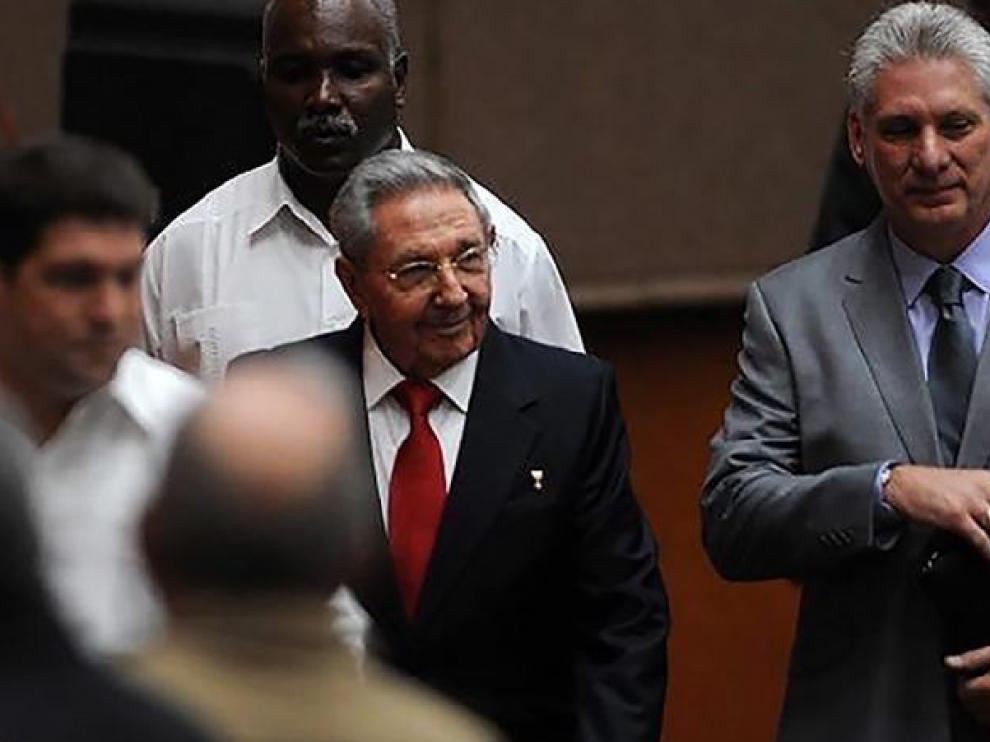 Díaz-Canel, elegido nuevo presidente de Cuba en sustitución de Raúl Castro