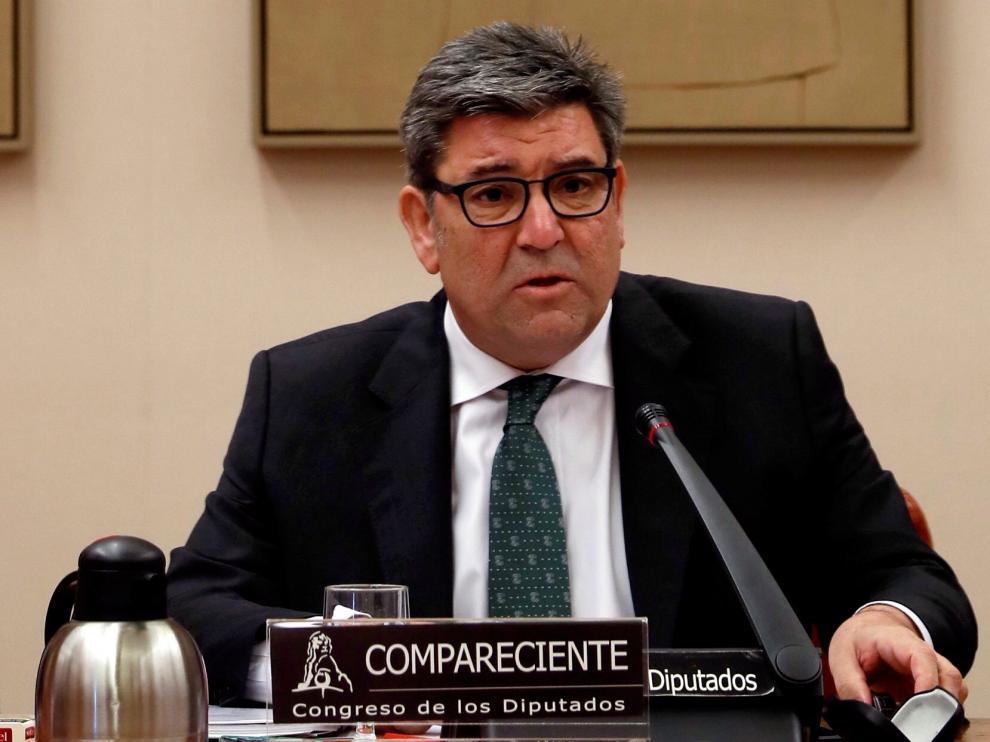 José Manuel Holgado, director de la Guardia Civil.