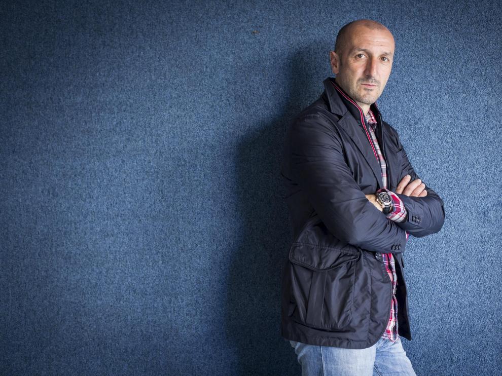 Ranko Popovic, durante su etapa como entrenador del Real Zaragoza.