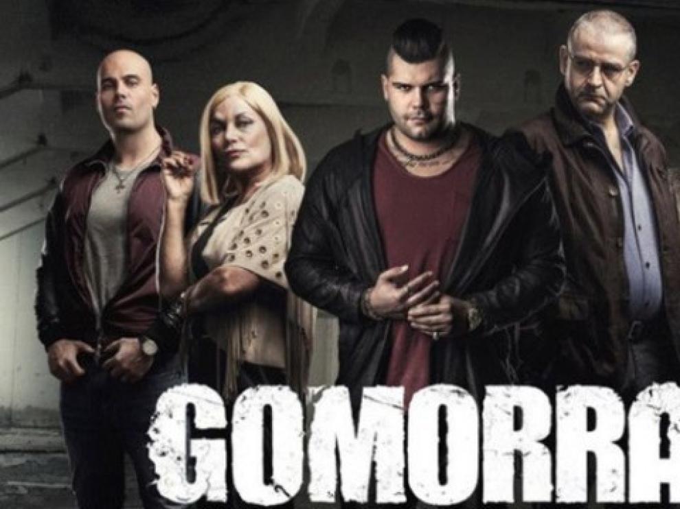 La cuarta temporada de 'Gomorra' se estrenará en abril de 2019.