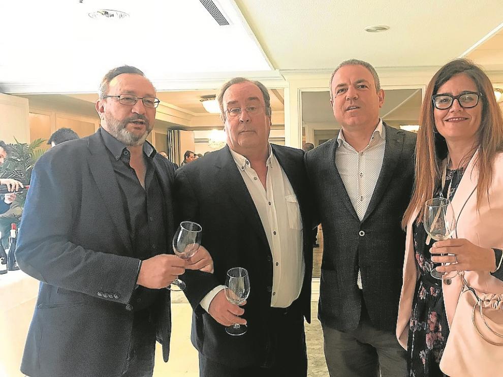 La cita reunió en Madrid a profesionales vinculados al mundo del vino y responsables de la D. O.