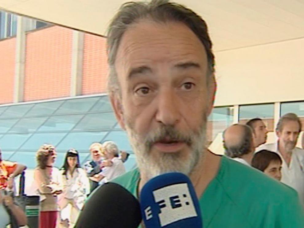 Luis Montes en una imagen de archivo.