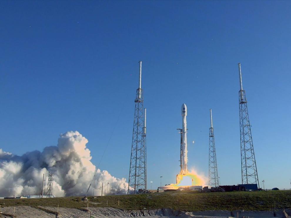 Lanzamiento del SpaceX