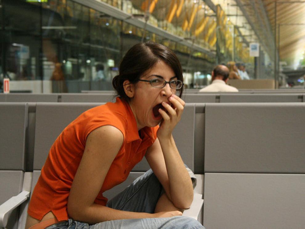 La ausencia de estímulos que nos motiven hace que nos entre sueño. ¿Por qué?