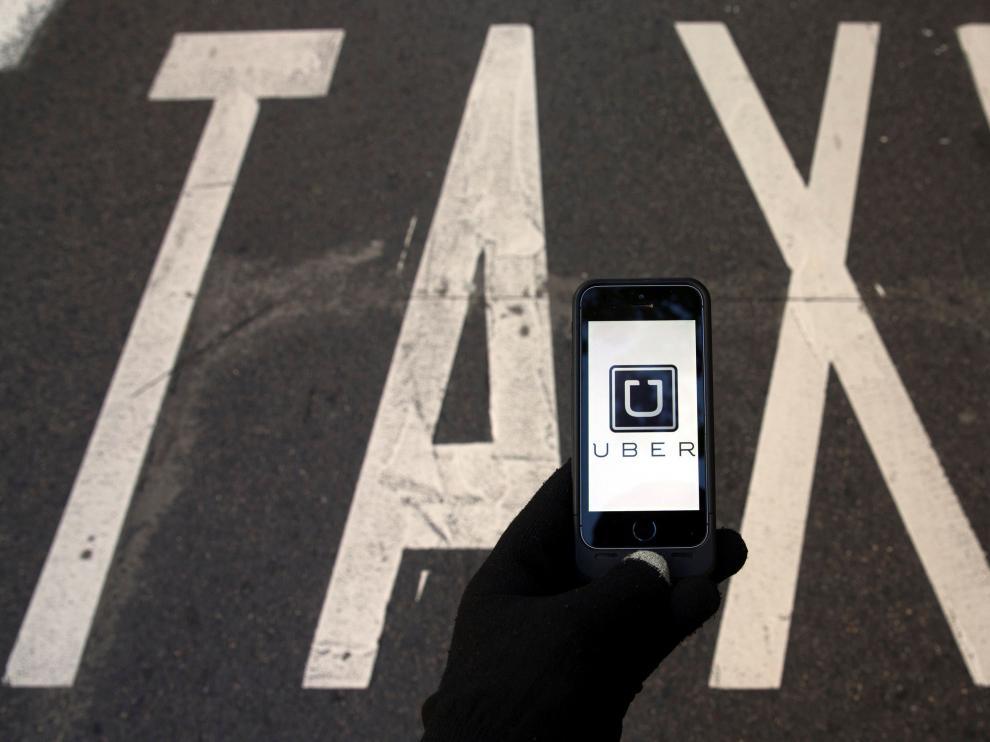 Los servicios de transporte remunerados de Uber son ilegales en Bruselas.