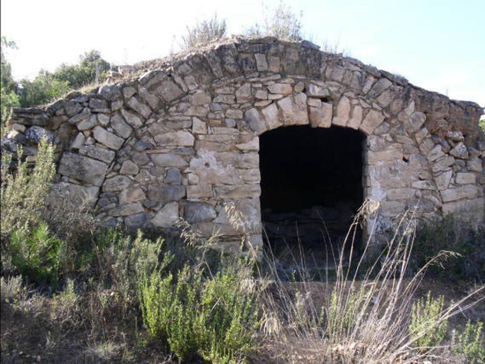 La cabaña de Calaforra es una de las incluidas en la ruta.