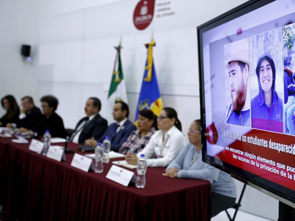 Se cree que fueron ejecutados por integrantes del Cártel Jalisco Nueva Generación (CJNG)