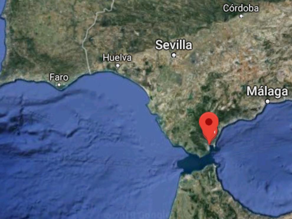 El suceso ocurrió en Algeciras