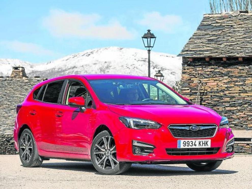 El nuevo Impreza destaca por su amplitud interior, su elevado nivel de seguridad, y por una dinámica de conducción excelente.