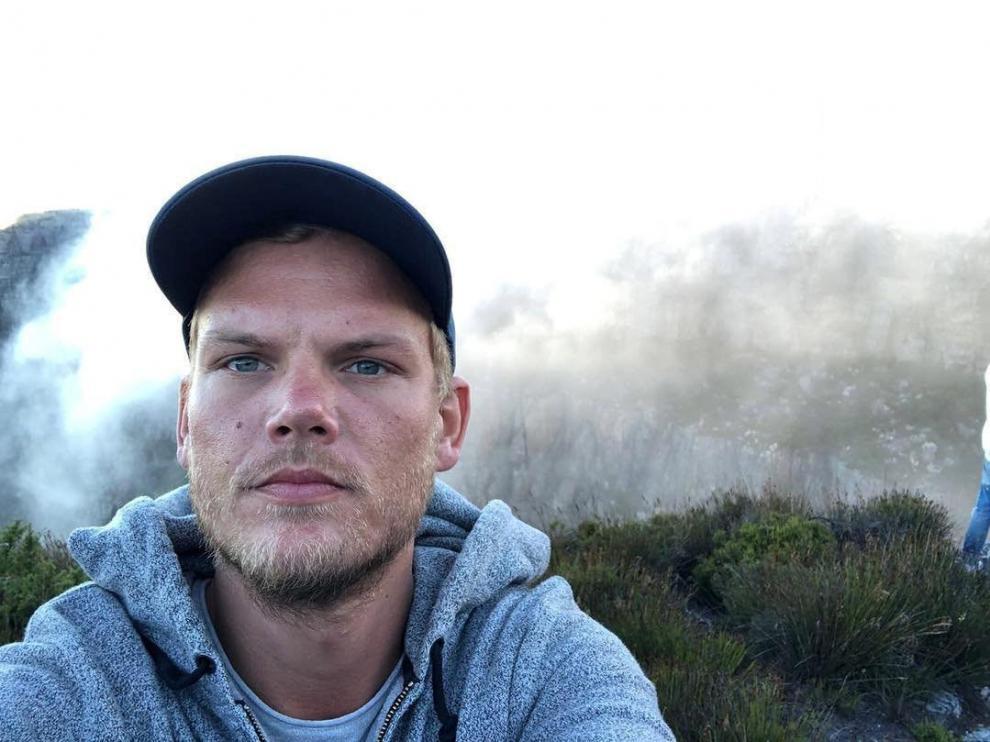Avicii, el nombre artístico de Tim Bergling.
