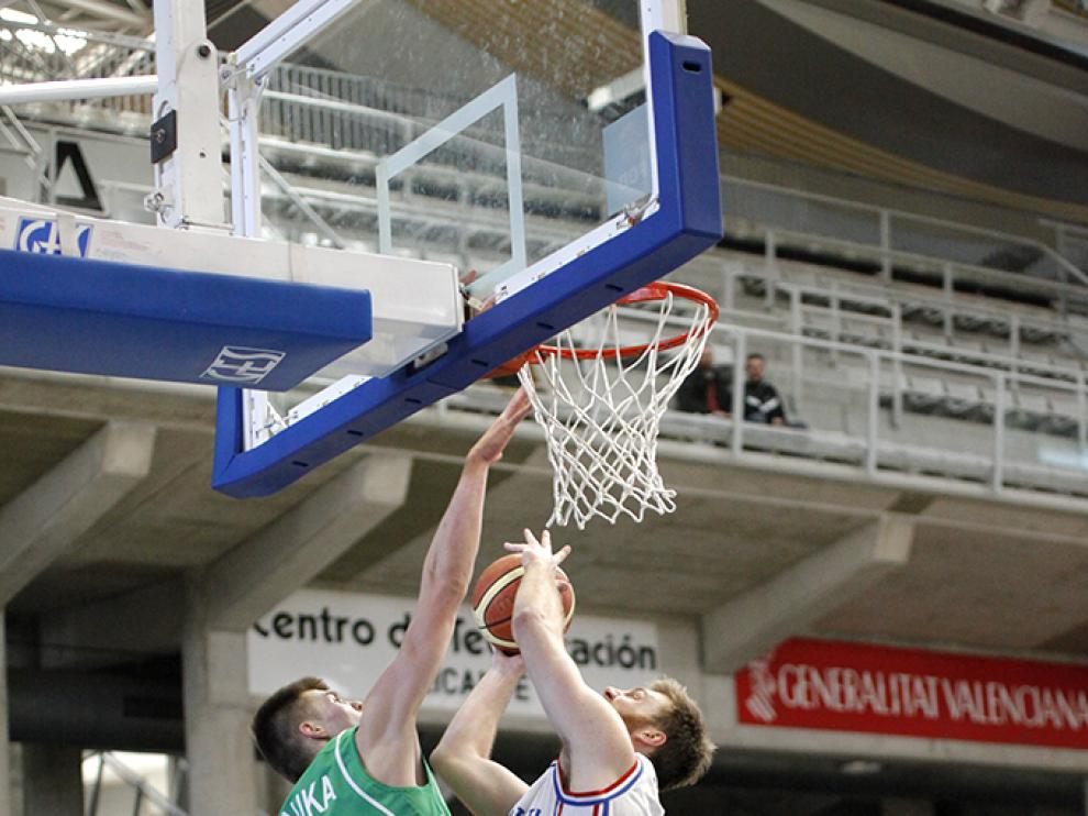 Baloncesto. LEB Plata. Lucentum vs. Simply Olivar