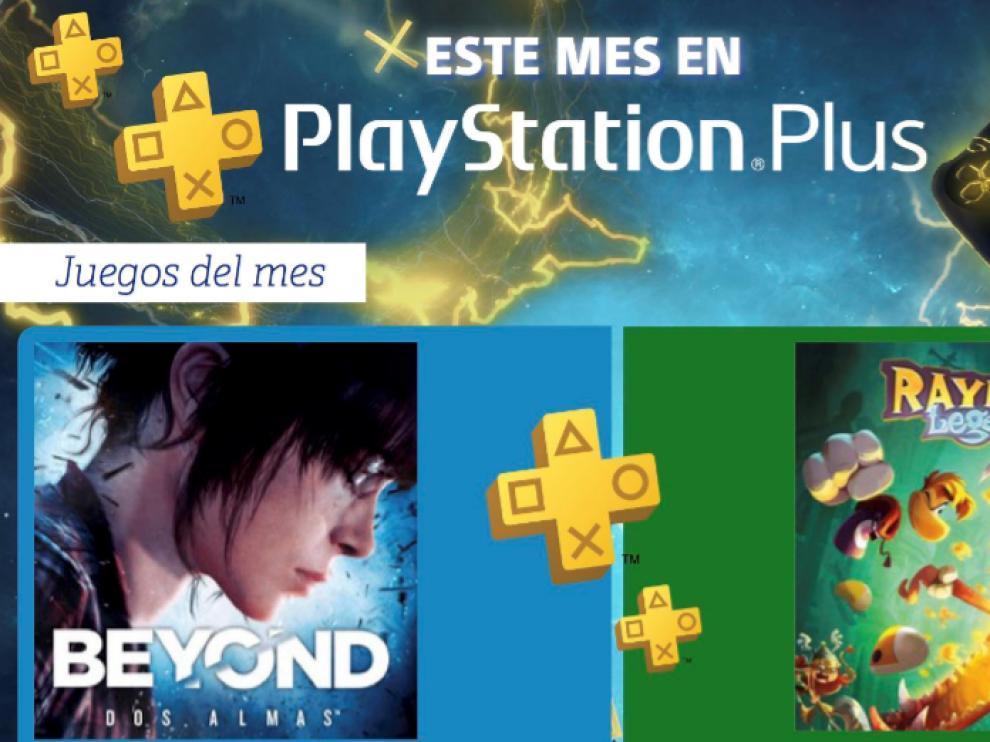 Juegos del mes de PlayStation Plus.