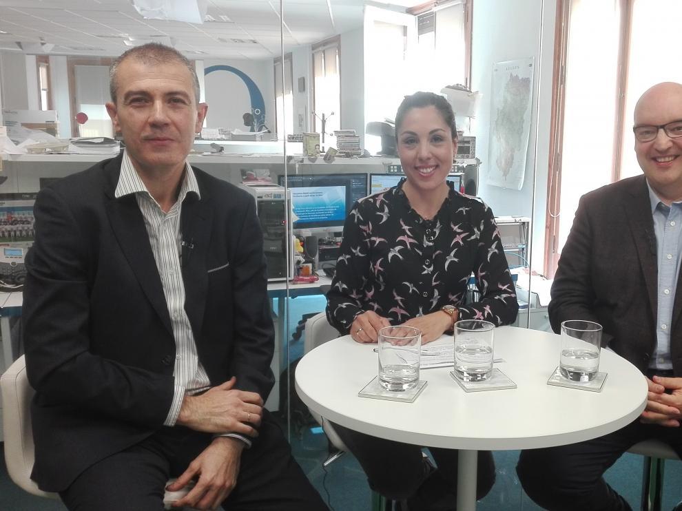 Encuentro digital con los lectores de Heraldo.es con Fernando Alias y Javier Orús.