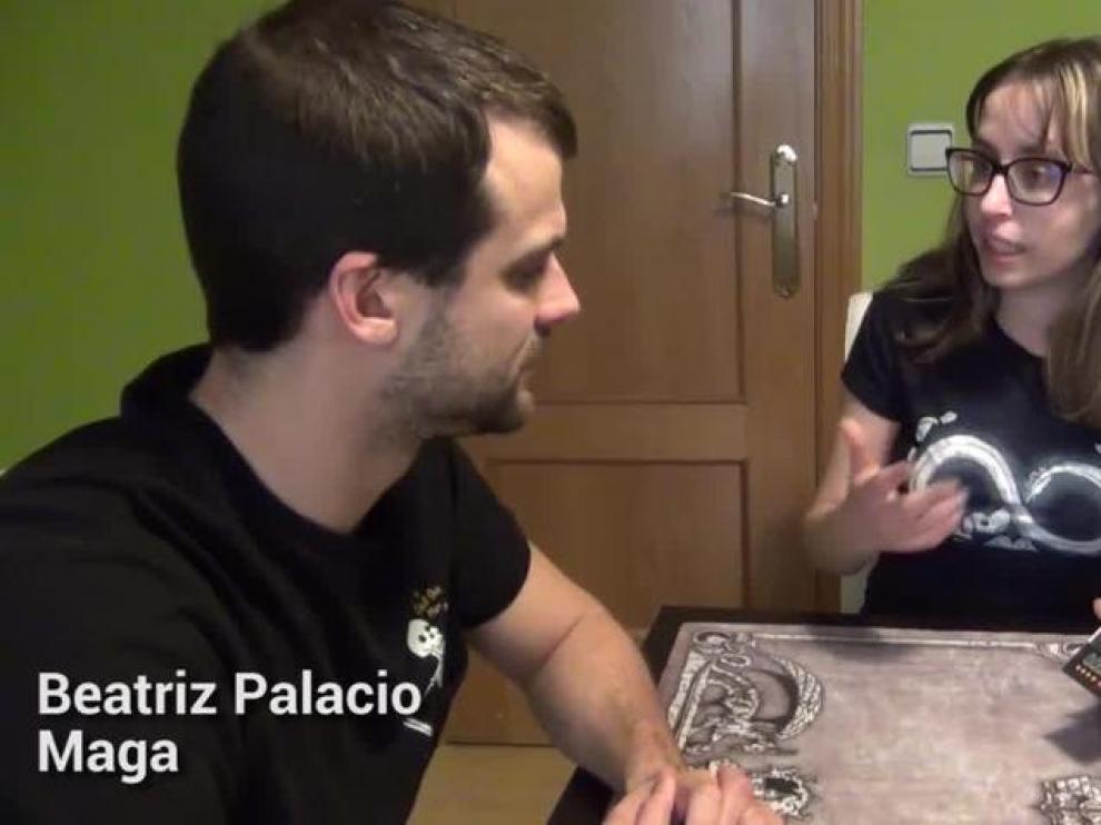 Beatriz Palacio Los dardos mágicos.mp4