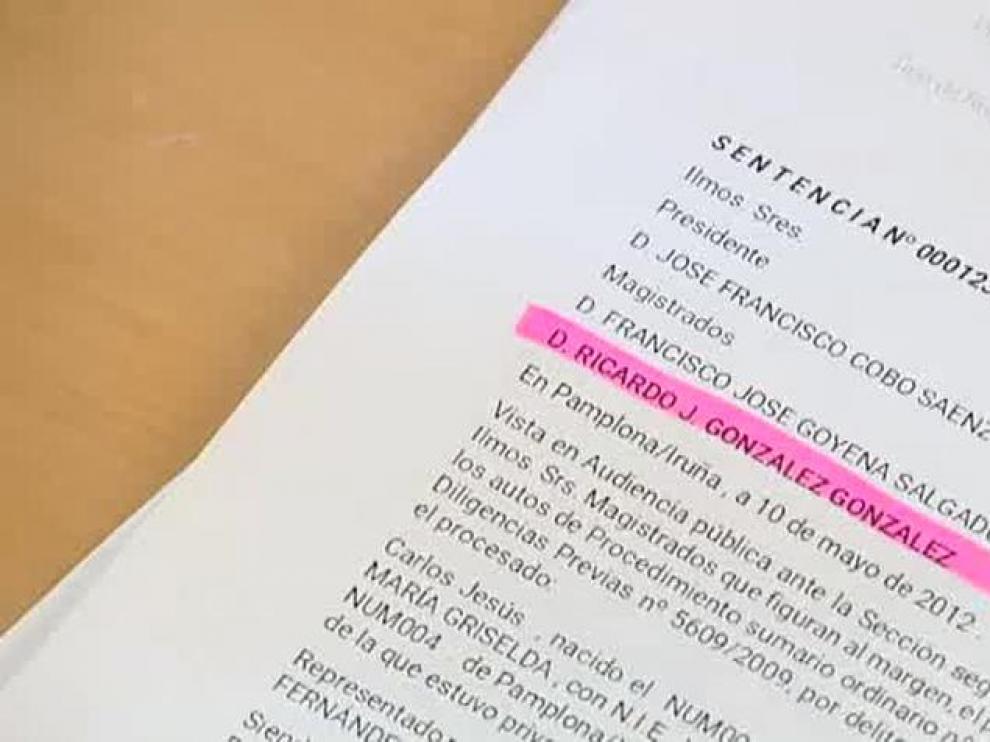 Voto discrepante del juez de La Manada