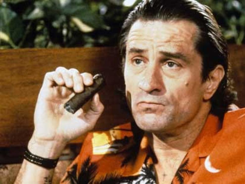 Robert de Niro (Max Cady), en una escena de 'El cabo del miedo'.