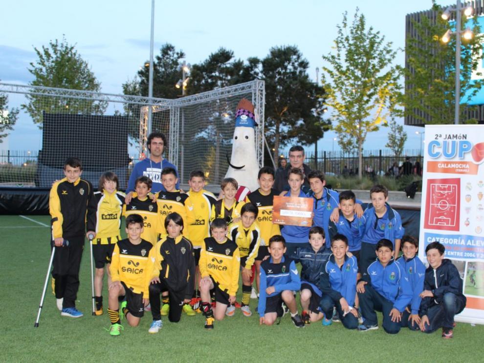 Balsas Picarral y Santa Isabel disputarán la 2ª Jamón Cup.