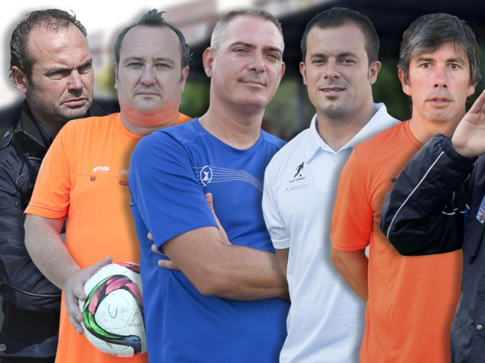 Técnicos de Tercera División