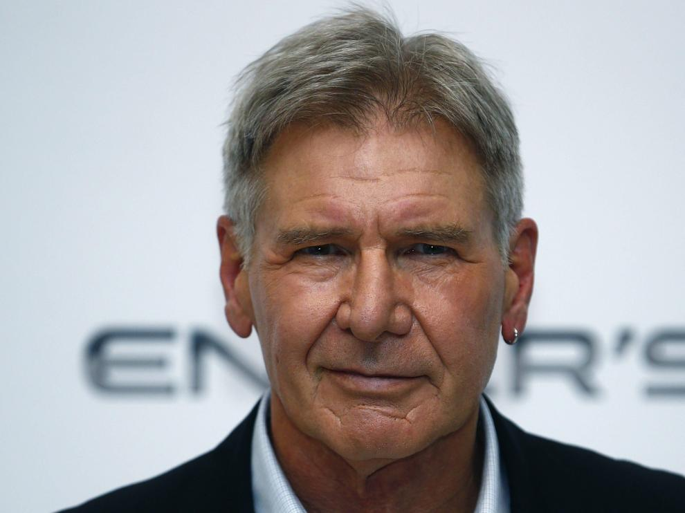 Harrison Ford, en una imagen de archivo.