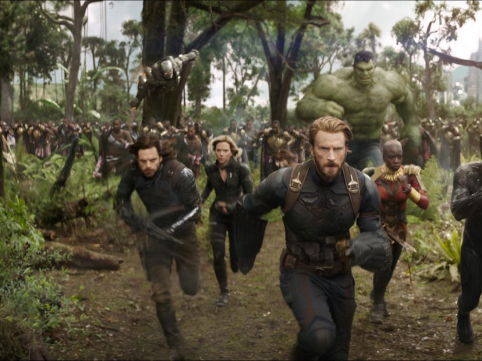'Vengadores: Infinity War' puede presumir de ser uno de los 'crossover' más ambiciosos en la historia de Marvel.