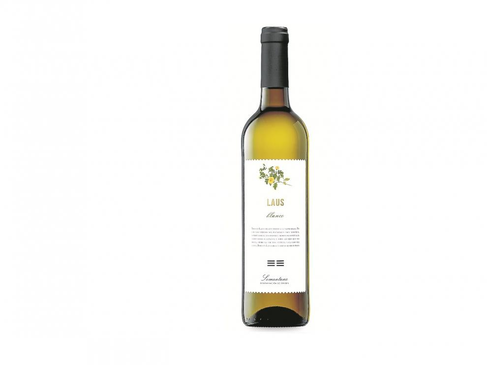 Laus Blanco Chardonnay.