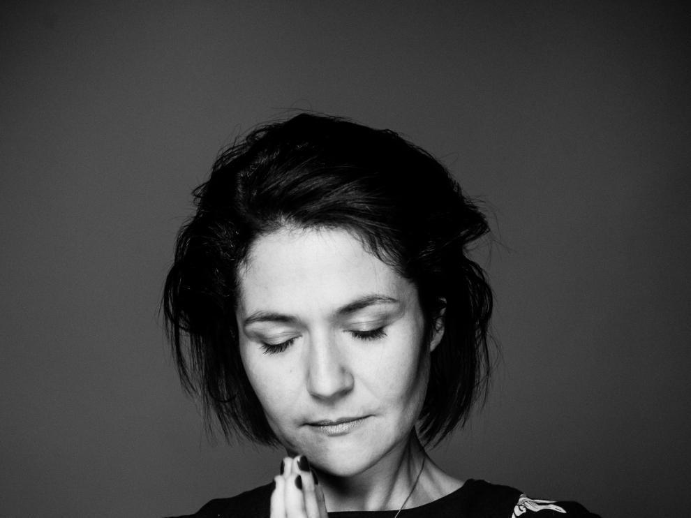 Foto de perfil de Marina Ovejero en 'Flecha en Blanco'.
