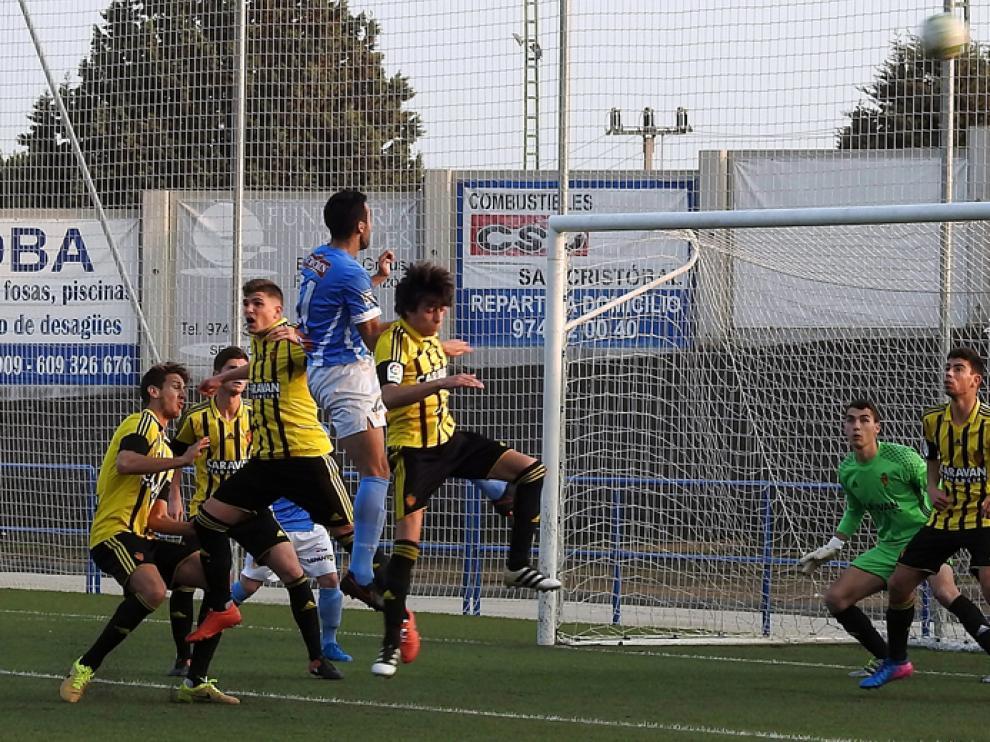 Fútbol. Tercera División. Binéfar vs. RZD Aragón