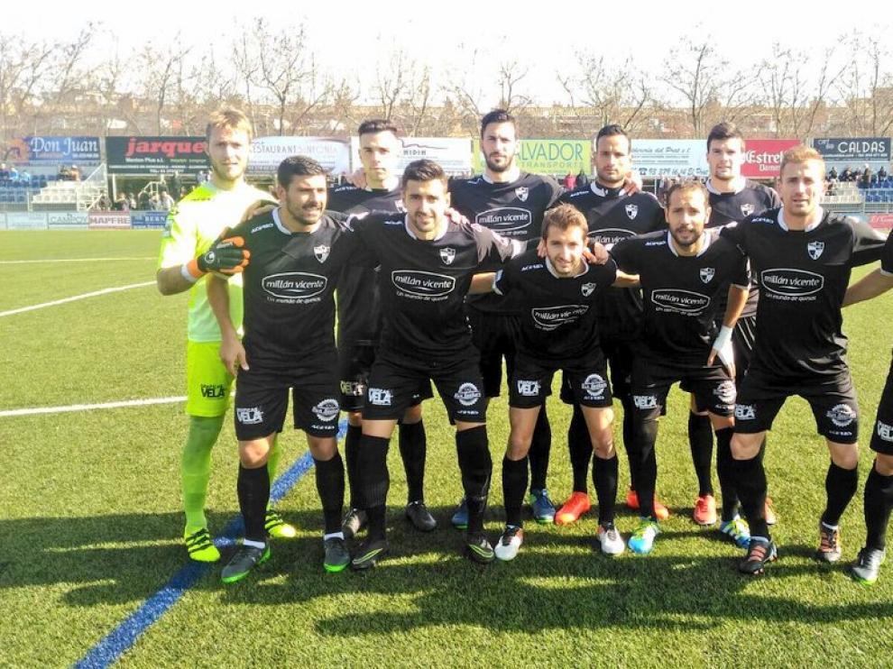 Segunda División B - Prat vs. Ebro
