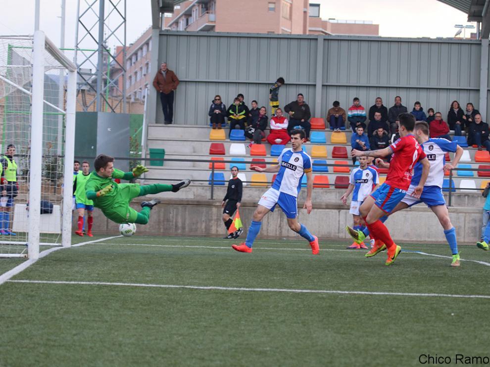 Fútbol. Tercera División. Tarazona vs. Tamarite