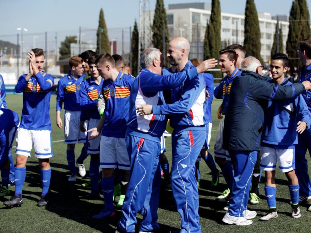 Fútbol. Aragón sub 18 vs. Castilla y León sub 18