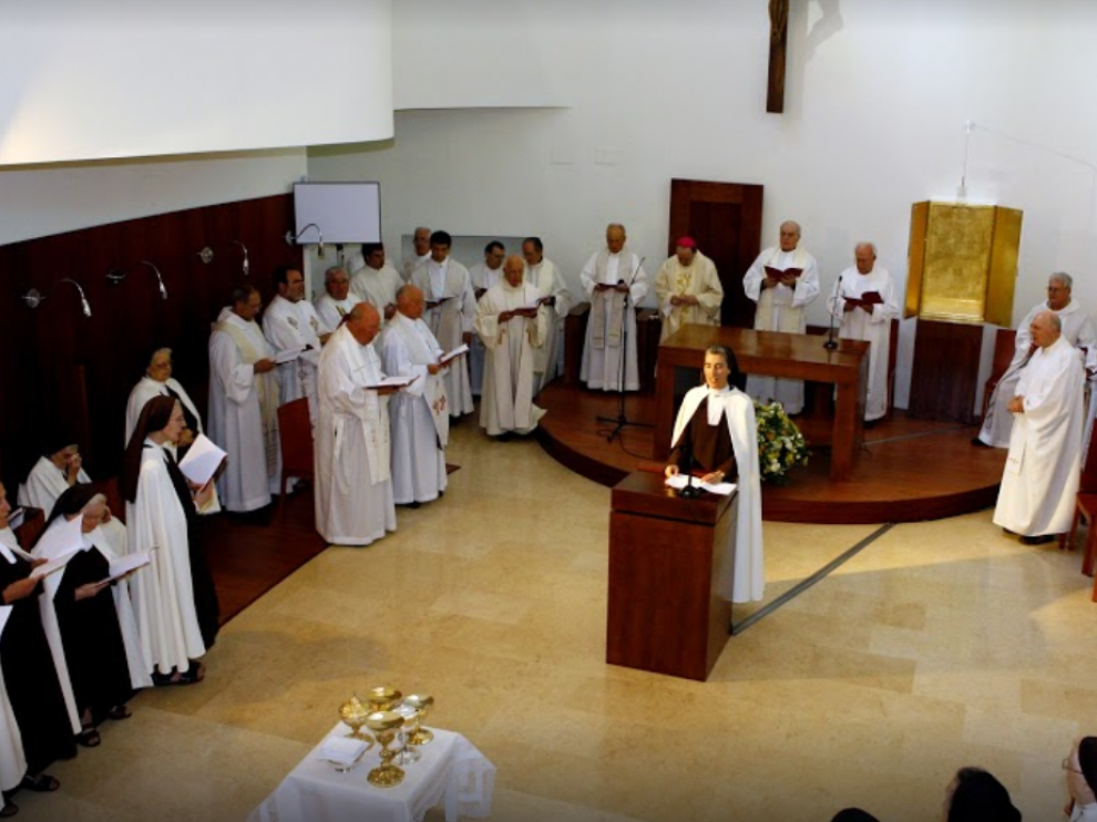 Iglesia-Monasterio de las Carmelitas Descalzas de Hondarribia.