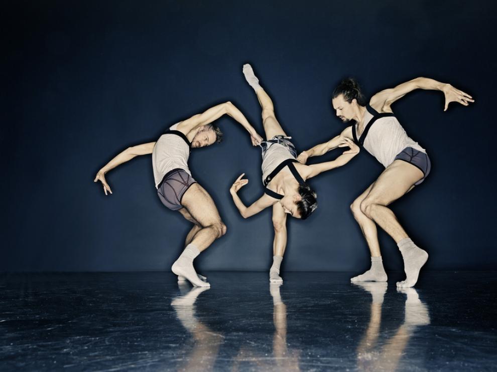 La Dresden Frankfurt Dance Company actúa este sábado en el Teatro Principal de Zaragoza.