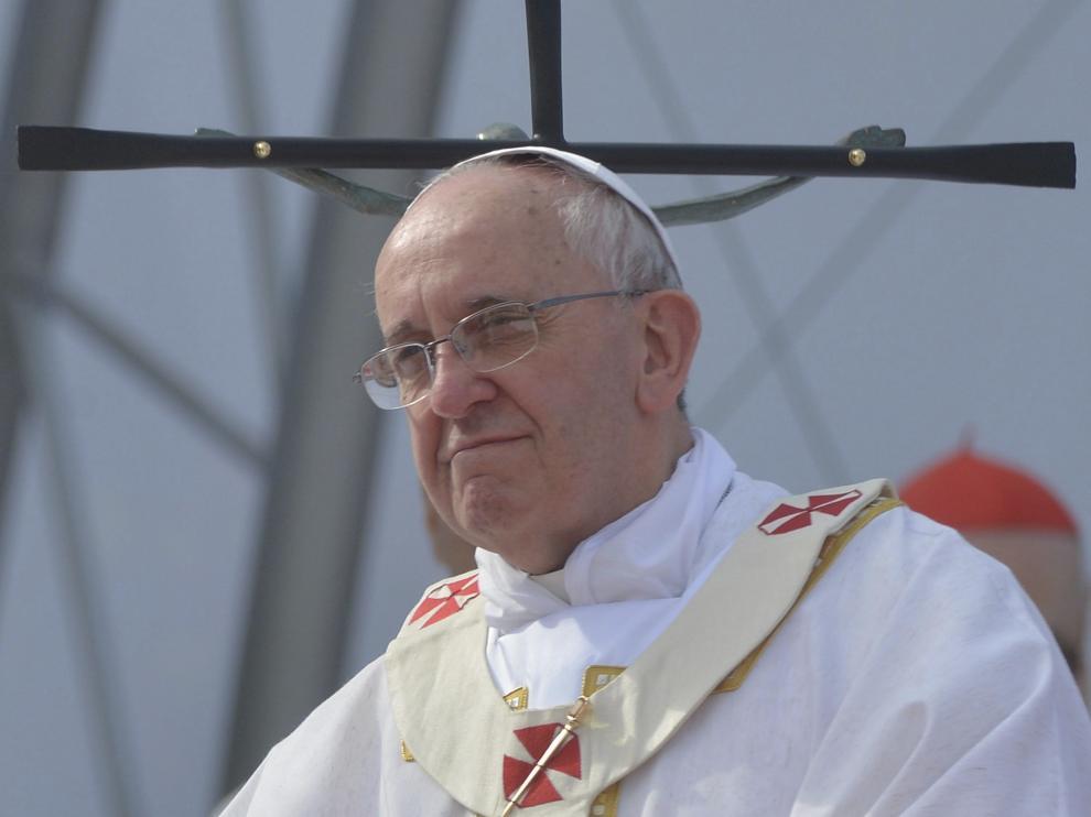 Su Santidad el Papa Francisco.
