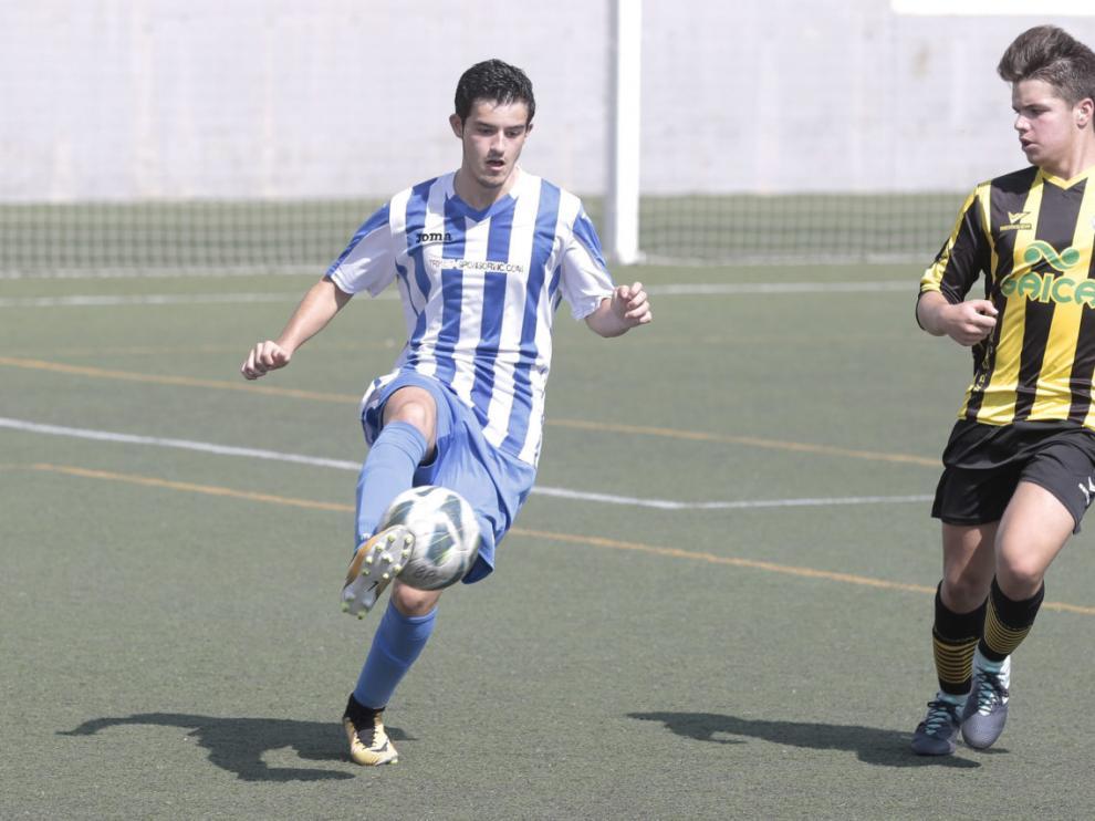 Liga Nacional Juvenil - Balsas Picarral vs. EFB Ejea