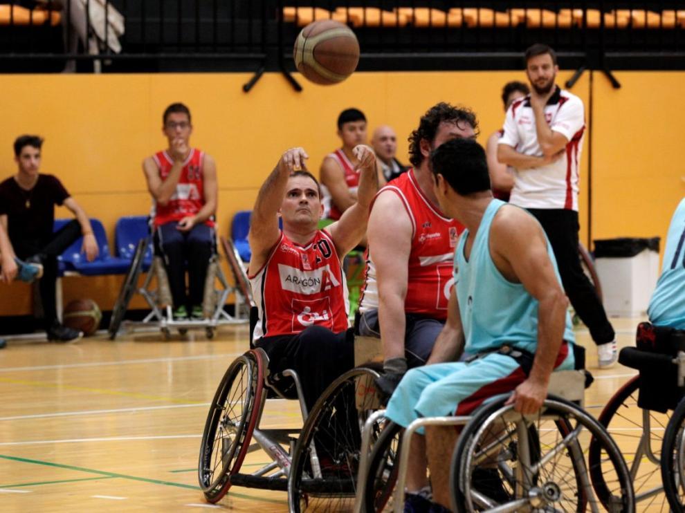 Trofeo Ciudad de Zaragoza - CAI Deporte Adaptado vs. Barcelona