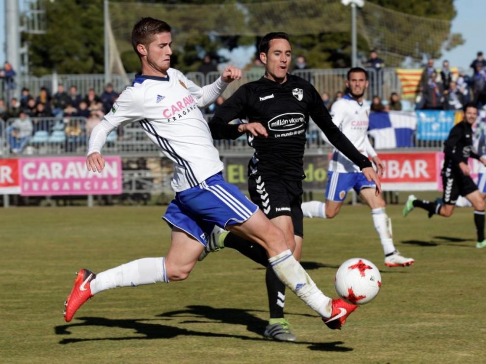 Fútbol. Segunda B- RZD Aragón vs. CD Ebro