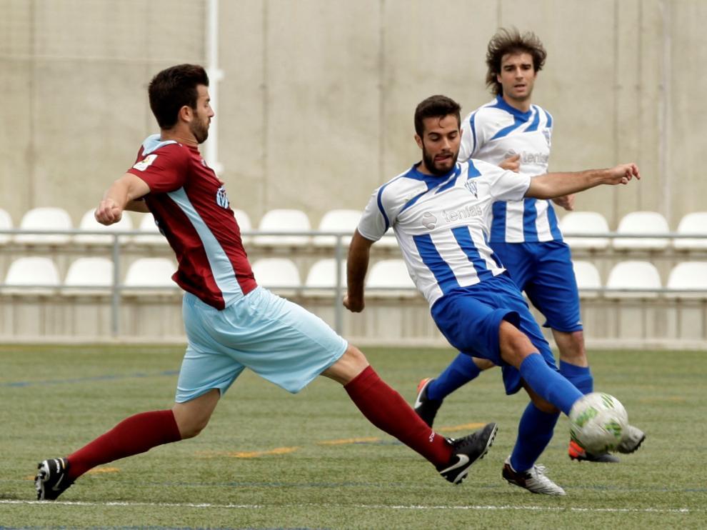 'Play off' de ascenso a Segunda B. Ejea vs. Arcos