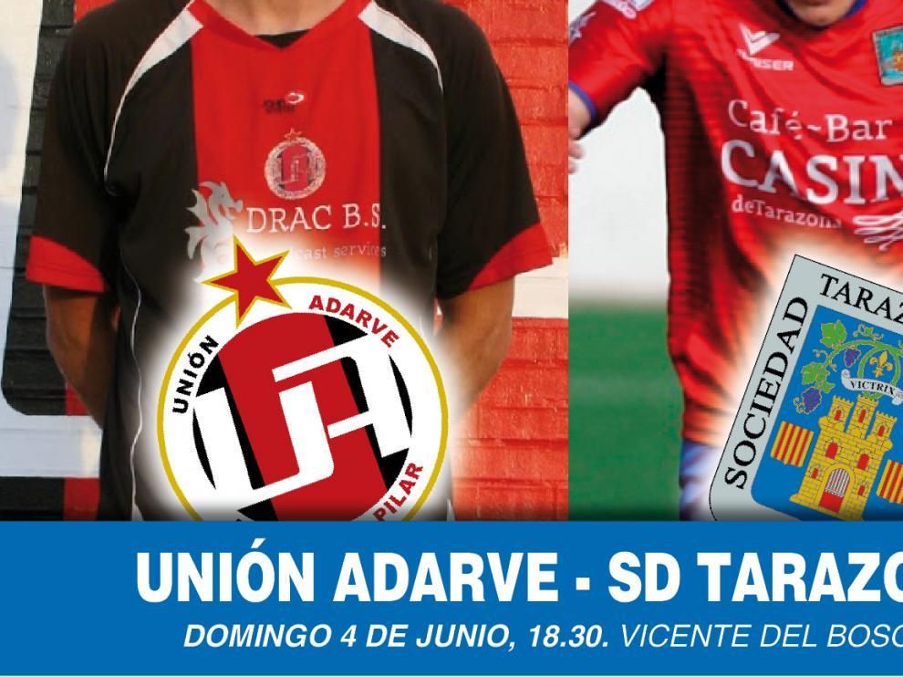 Unión Adarve, rival del Tarazona